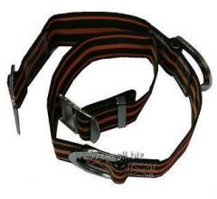 The belt is fire