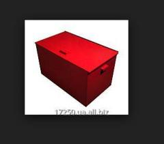 Box for sand stationary 0.11m ³