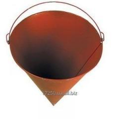 Bucket fire (10 l)