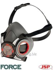 FORCE8™ half mask with the TYPHOON™ valve