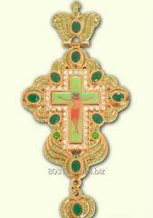 Крест с украшением HK6