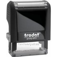 Standard stamp of Trodat