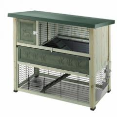 Cages for rabbits