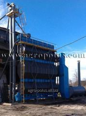 Zernosushilka modular grain SZM-3 brands