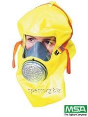 Hood saving for MSA S-Cap fireman