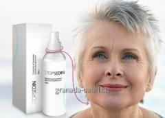 Stop gray hairs - spray for fight against a gray