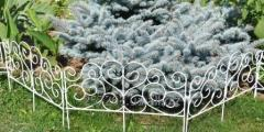 """Support (fence) for plants """"Provence Curl"""