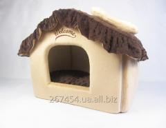 Lodge for dogs Chocolate dreams