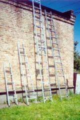 Лестницы,  стеклопластиковые изделия.