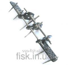 Аппарат внешней фиксации с возможностью многоплоскостной коррекцией (титан)