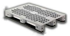 Pallets plastic 1200x800х165 mm