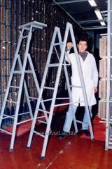 Step-ladders, step-ladders fiberglass, fiberglass