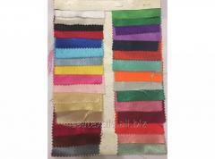 Fabric satin-backed crepe