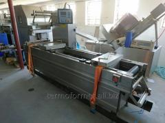 Equipment for vacuum packing of Multivac R 140