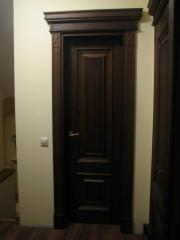 Doors are entrance, interroom to order, classical