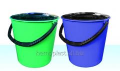 Bucket with a cover, 10 l