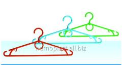 Set of hangers thin (5, 8 and 10 pieces)