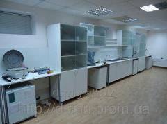 Tables are laboratory, for laboratories