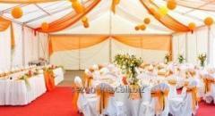Павільйон для весілля 6х12