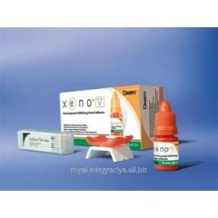 Xeno V, 2,5 мл. однокомпонентный самопротр. адгезив (флакон агдезива, пластинка с крышечкой CliXdish, аппликаторы).