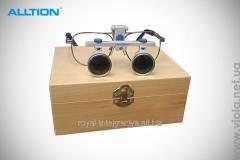 Binocular enlarger of SL-250, Alltion