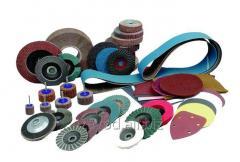 Abrasive tool (List)