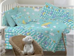 Bed children's tissue 70507_17 of the Bear