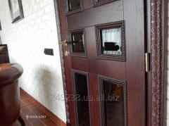 Дверь межкомнатная деревянная