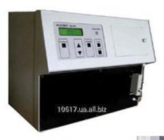 Analyzer of electrolytes of AEK-01 blood (K, Na)