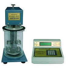 Device AKSh-04, automatic for determination of