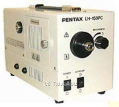 LH-150PC light source with a pomp and capacity for