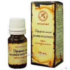 Set of oils to aromoingalyator
