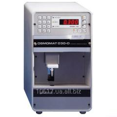 The Krioskopichesky Osmomat-030D osmometer with