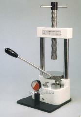 Press hydraulic manual PGR400, 10