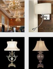 Освещение для номеров гостиниц