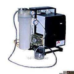 ASChV-10 deionizer (10 l/h, 0,06 mksm/cm)