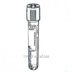 K2 EDTA+ test tube dividing gel of 5 ml (13х100),