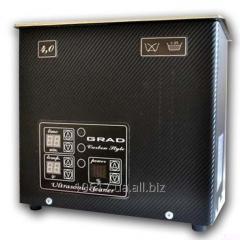 The ultrasonic bathtub of Grad 40-35 Carbon,