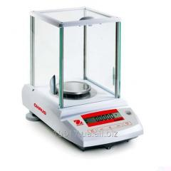 Ohaus PA114 scales (110 g, 0,0001g) external