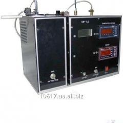 The SIM-5M analyzer measurement of temperature of