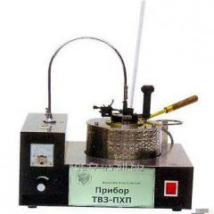 The device TVZ-PHT for determination of
