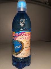 Jodis-concentrer 40 mg / dm3