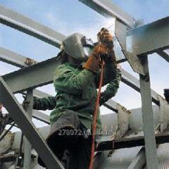 Подряд по монтажу металлоконструкций