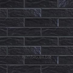 Brick Cerrad Nero thermopanels
