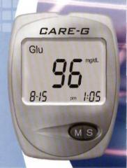 Апарат для определения уровня глюкозы в крове