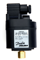 Regulator of frequency of rotation of the Danfoss