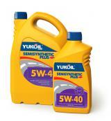 Полусинтетическое моторное масло YUKOIL