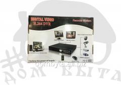 Digital MHK-8104 video recorder