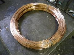 Pipes copper 2kh0,4-8kh0,4mm WEBSITE