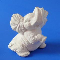 Ornamental elements, modeling made of gypsum,